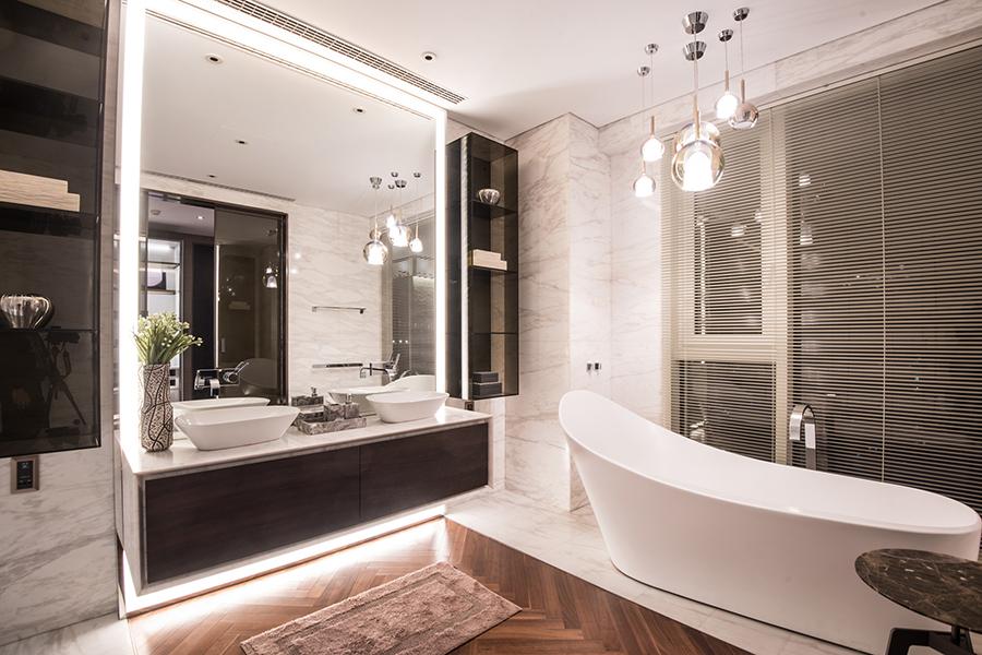 Lucas 浴室